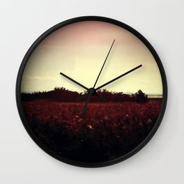 familiar Wall Clock