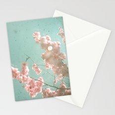 Hazy Sunshine Stationery Cards