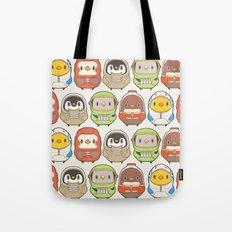 HoodiBirdi Group  Tote Bag