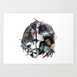 Cole the Great Art Print