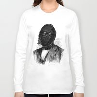 bdsm Long Sleeve T-shirts featuring BDSM XI by DIVIDUS