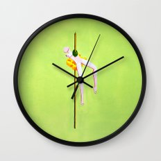 Horror dourves Wall Clock