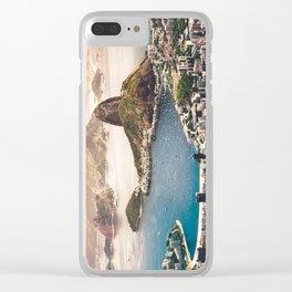 Rio de Janeiro Brazil Clear iPhone Case