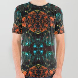 Mitochondria All Over Graphic Tee