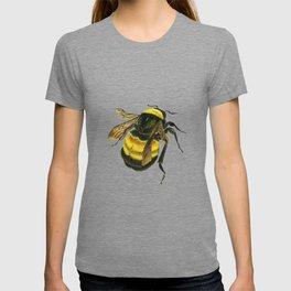 Vintage Scientific Bee T-shirt