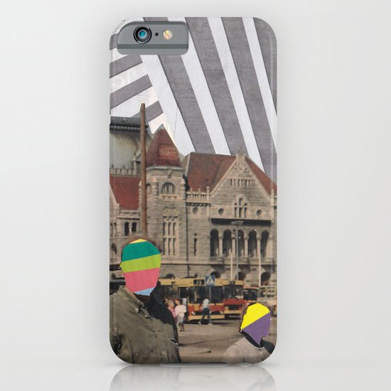 travel weary iPhone & iPod Case