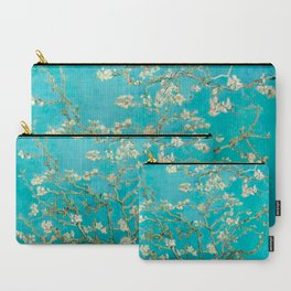 Van Gogh Almond Blossoms Painting Carry-All Pouch