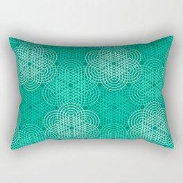 Op Art 76 Rectangular Pillow