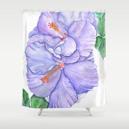 Smoosh Shower Curtain