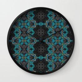 Gothic web Wall Clock