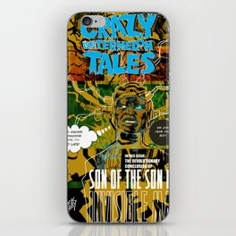 CRAZY WATERMELON TALES: INVISIBLE iPhone Skin