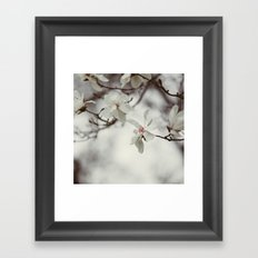 Where There is Wind Framed Art Print