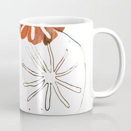 Seeds and Pods Coffee Mug
