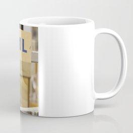 Metal Coffee Mug