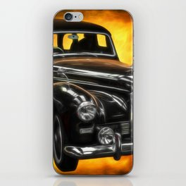 Humber Pullman Limousine iPhone Skin