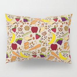 Snacks Pillow Sham