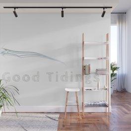 Good Tidings Wall Mural