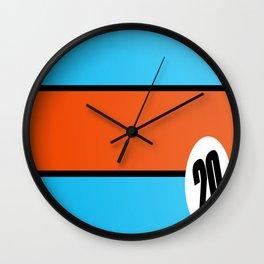 Mc Queen 917 Wall Clock