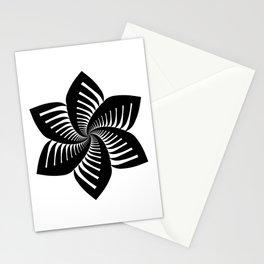 Flower spectrum artwork Stationery Cards