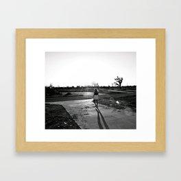 Joplin, MS 2011 - F5 Framed Art Print