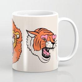 Lions, Tigers, & Cheetahs, Oh My Coffee Mug