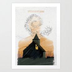 True Detective - Seeing Things Art Print