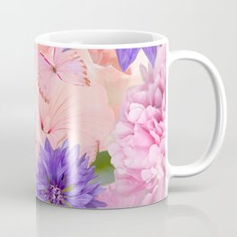 My Day In Fantasy Garden - #society6 #buyart Coffee Mug
