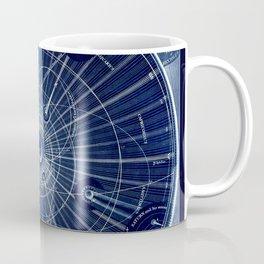 Celestial Map of the Universe Coffee Mug