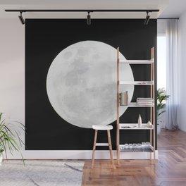 Earth's Moon Wall Mural