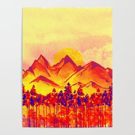 Landscape #05 Poster