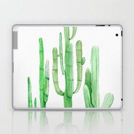 Three Amigos Cacti Green Laptop & iPad Skin