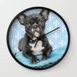 Draw Me Like One Of Your French Girls- Square Format Wall Clock