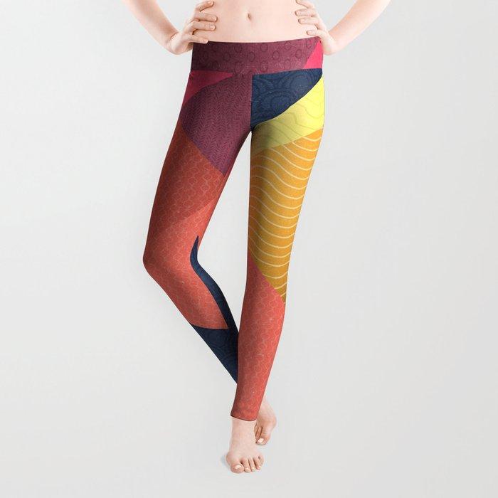 Overlap Leggings