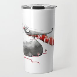 Happy End Travel Mug