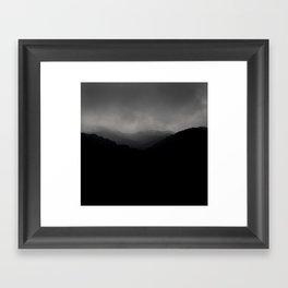 Hello December Framed Art Print