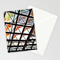 Rainbow Ricardo Too - Vivido Series Stationery Cards