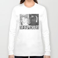 transparent Long Sleeve T-shirts featuring Transparent by GarthIvan
