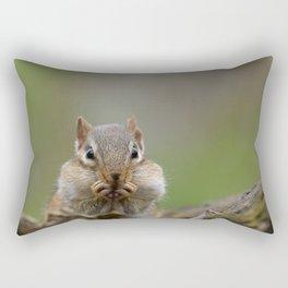 NERVOUS Rectangular Pillow