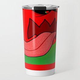 Attack Of The Killer Tomato Travel Mug