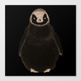 Pinguino Canvas Print