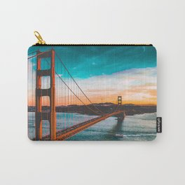 ADVENTURE San Francisco Carry-All Pouch
