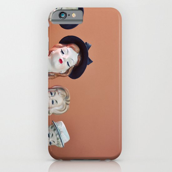 Ladies Who Lunch iPhone & iPod Case