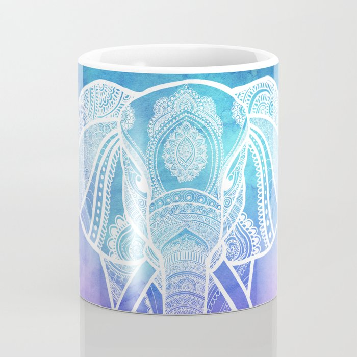 Indian Elephant #2 Coffee Mug