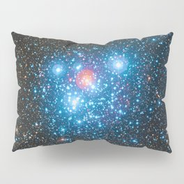 The Jewel Box Kappa Crucis Star Cluster NGC 4755 Pillow Sham