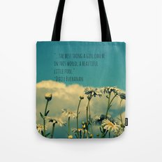 A Beautiful Little Fool Tote Bag