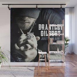 BRANTLEY GILBERT JUST AS I AM TOUR DATES 2019 UPIN Wall Mural