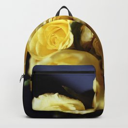 yellow roses Backpack