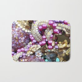 For the Love of BLING! Bath Mat