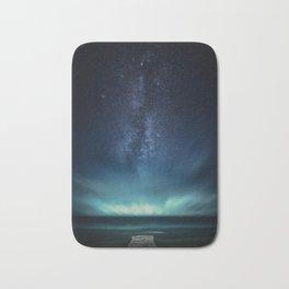 Space Dock Bath Mat