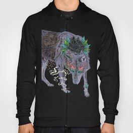 Journeying Spirit (wolf) Hoody